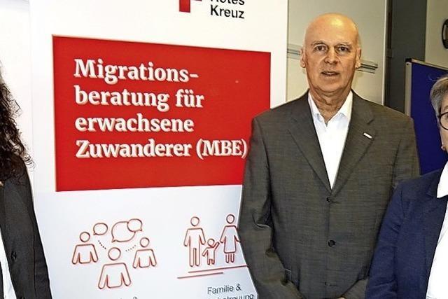 Den Menschen helfen, im deutschen Alltag anzukommen