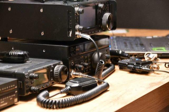 Amateurfunker müssen Funkanlage wegen neuem Gesetz abbauen