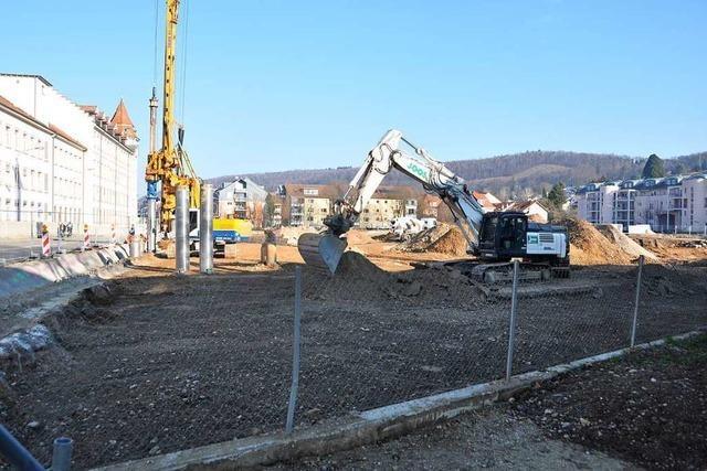Neubau des Lörracher Landratsamts verteuert sich abermals