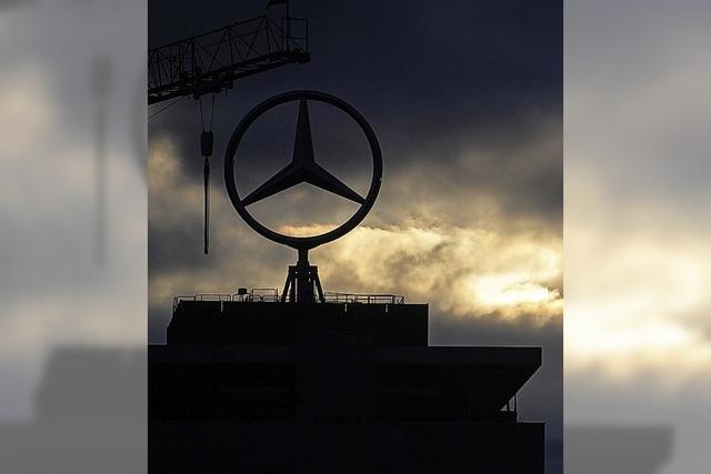 Dieselskandal kostet Daimler noch mehr Geld