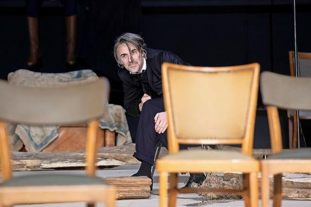 Jens Harzers One-Man-Show