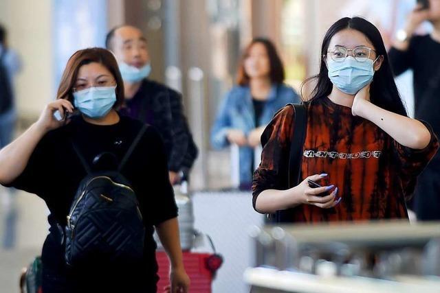Lungenkrankheit: China kappt Verkehr aus Wuhan