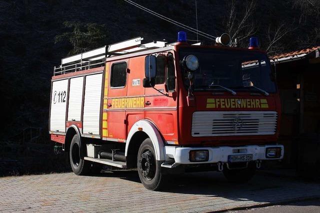 Feuerwehr Aitern kritisiert Bürgermeisterin Sigrid Böhler