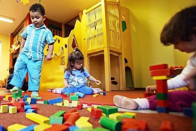 Kindergärten in Denzlingen stoßen an Kapazitätsgrenze