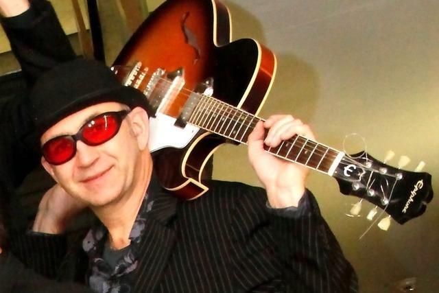 Bluesrock-Legenden aus der Baar treten im Burg-Saal auf