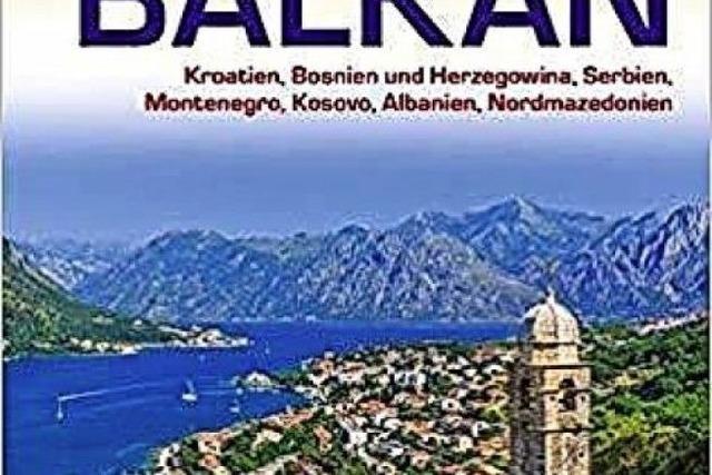 Reiseführer Balkan aus dem Trescher Verlag