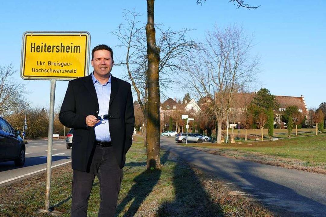 Ein Bürgermeister für alle will Markus Biller sein.  | Foto: Sophia Hesser