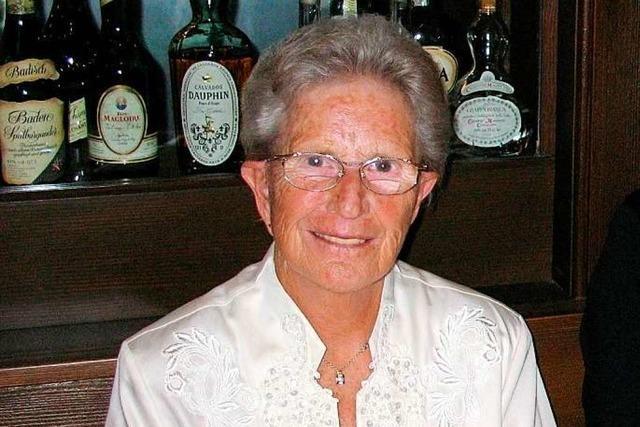 Trauer um Elfriede Bruttel, die ehemalige Vorsitzende der CDU-Seniorenunion