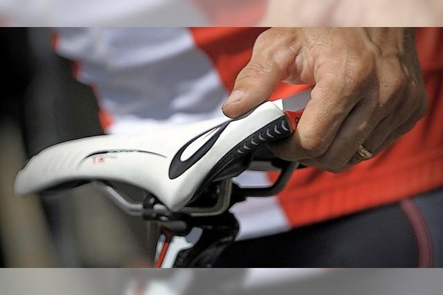 Radsportbezirk in Dogern