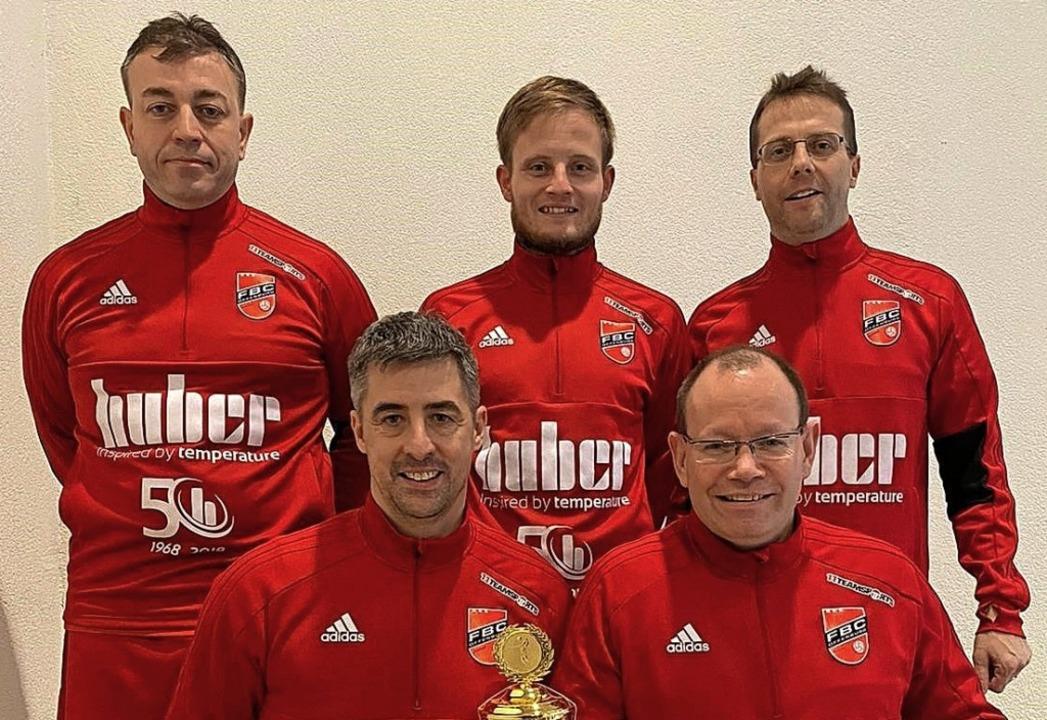 Der FBC Offenburg II wurde Verbandsliga-Meister.   | Foto: Privat