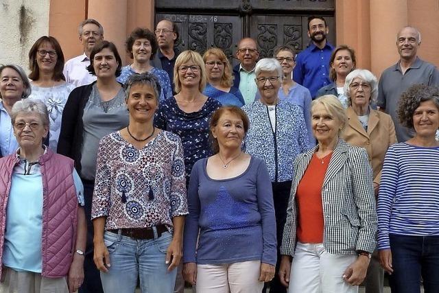 Höchste Auszeichnung für Kirchenchor St. Trudpert