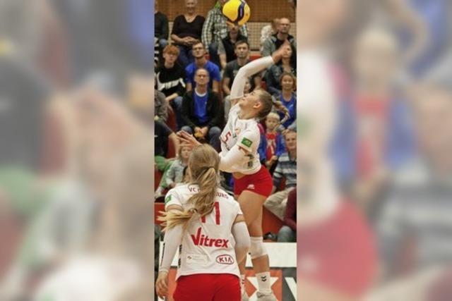 VC Offenburg will sich Spitzenspiele erarbeiten