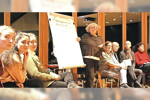 Bürgermeisterin erhofft sich Ideen und Hinweise