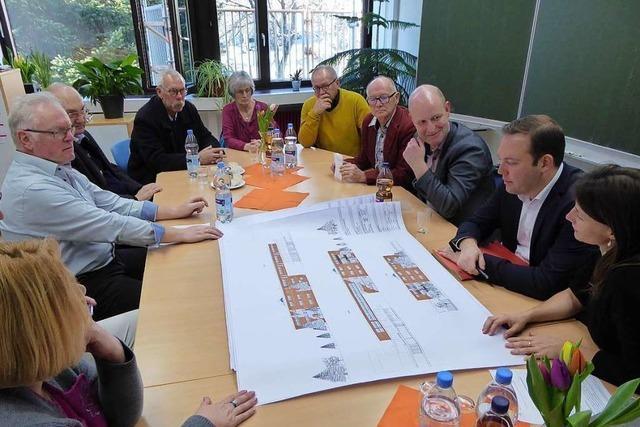 Holzkonstruktion könnte Förderzentrum fördern