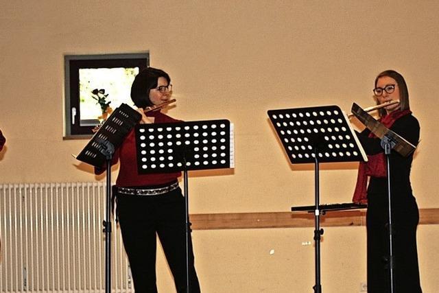 Vier Flöten auf Reisen