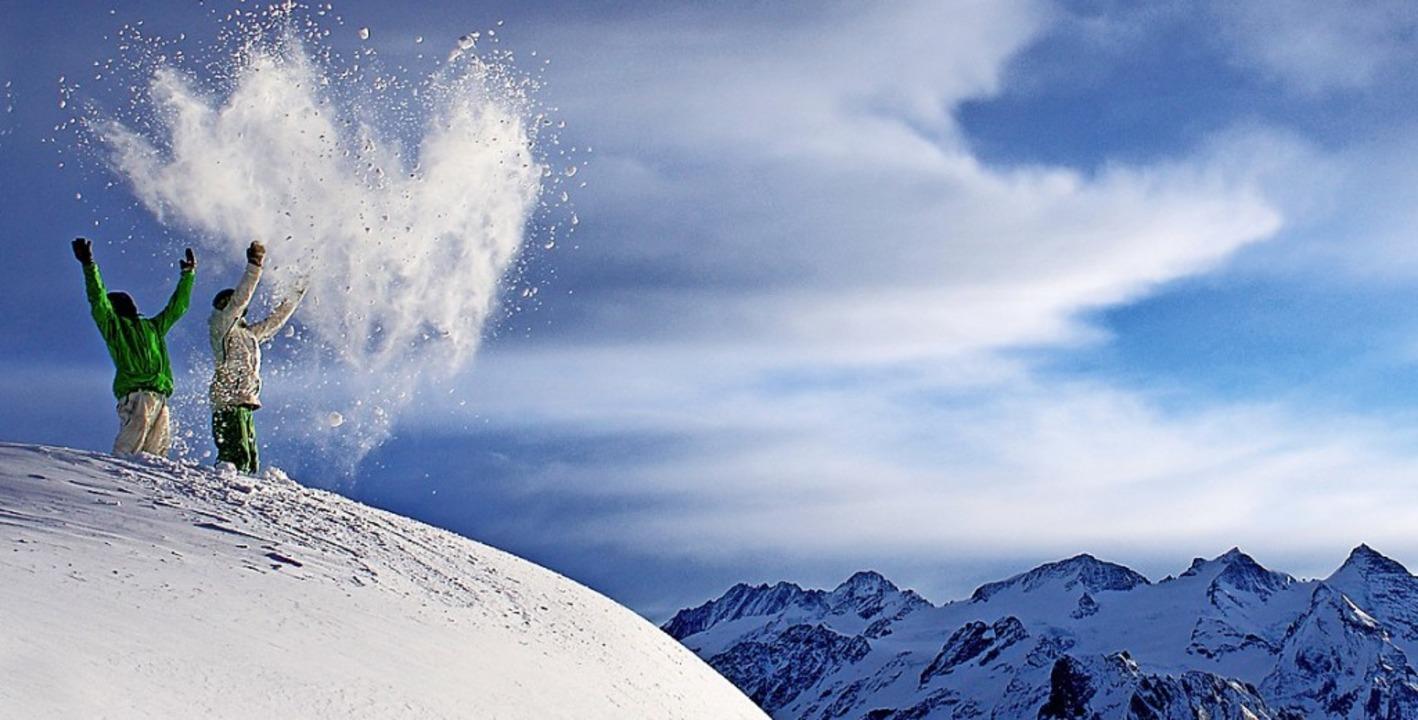 Auszeit im Schnee    | Foto: Haslital Tourismus