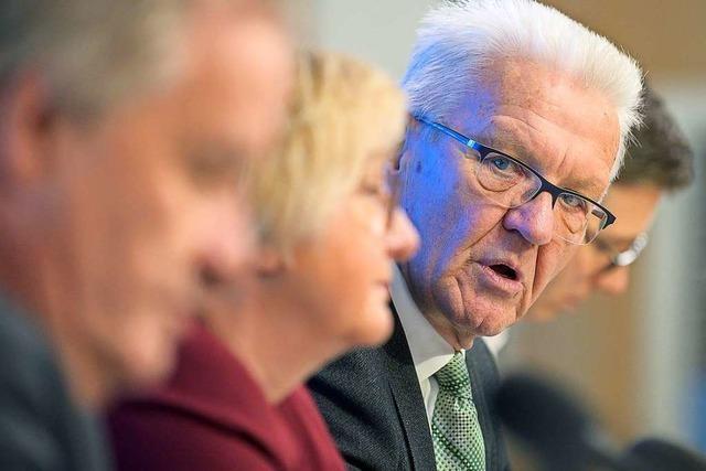 Kretschmann sollte jetzt ernsthaft über eine Kabinettsumbildung nachdenken