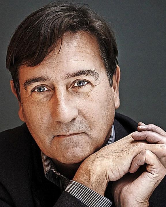 Alain Claude Sulzer  | Foto: Gunter Gluecklich