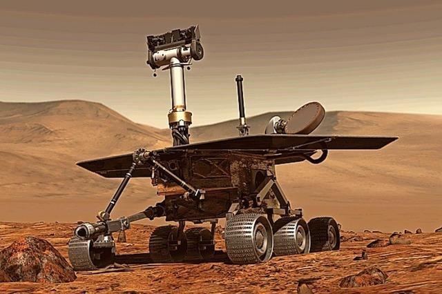 Gesund zum Mars?