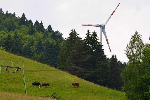 Im Kleinen Wiesental ist bei der Windkraft kein Kompromiss in Sicht