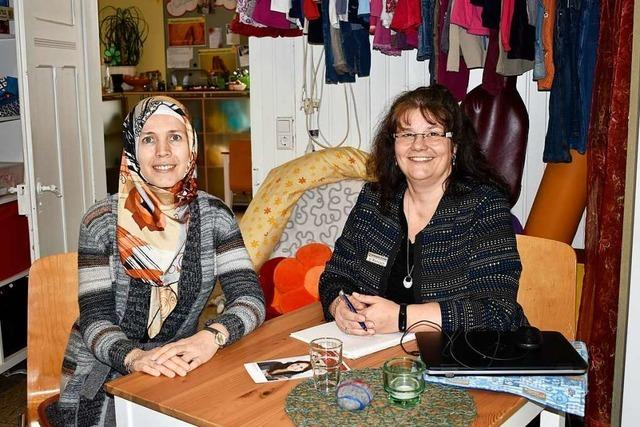 Ulrike Rombach macht Mut für den Wiedereinstieg in den Beruf