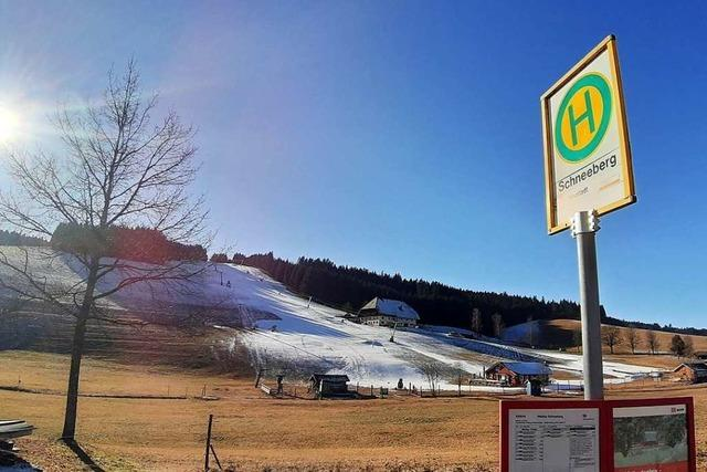 Ist der Winter im Schwarzwald ein Totalausfall?
