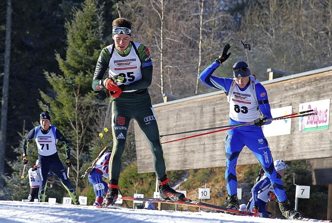 Das Nordic Center Notschrei ist ein Bu...ützpunkt für die Nachwuchsbiathleten.   | Foto: ruoff