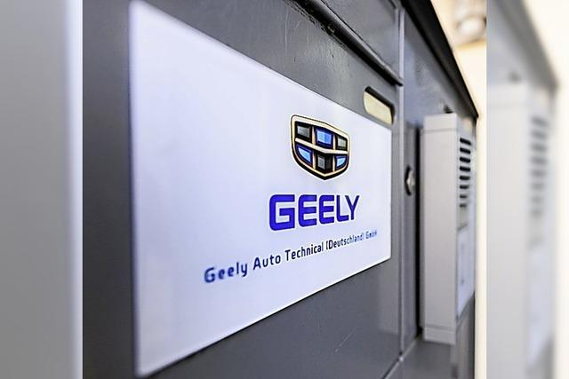 Geely sichert sich das Wissen deutscher Ingenieure