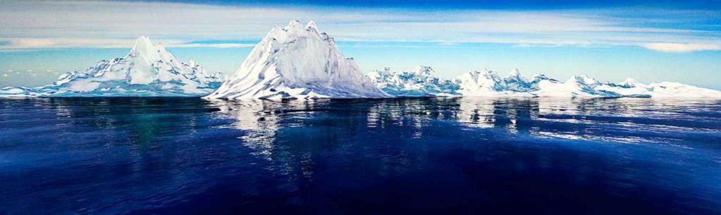 Die Schönheit der Antarktis zieht seit...ihnen wollen Komfort auf den Schiffen.  | Foto: @nt - stock.adobe.com