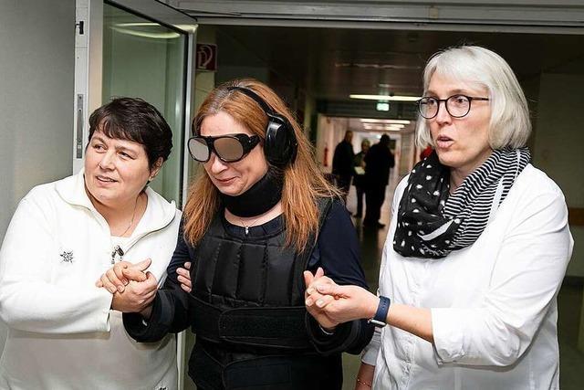 In der Lörracher Klinik gibt es spannende Einblicke in die Krankenhauswelt