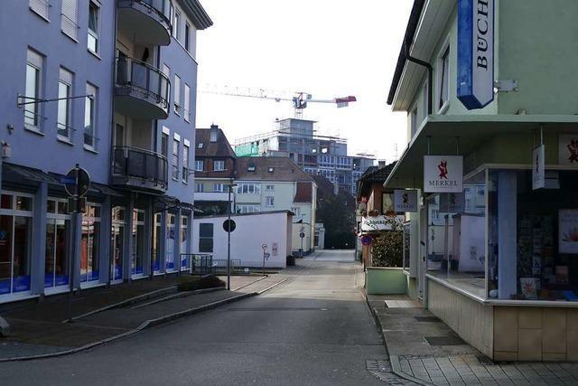 Die Entwicklung der Rheinfelder Innenstadt soll gesteuert werden