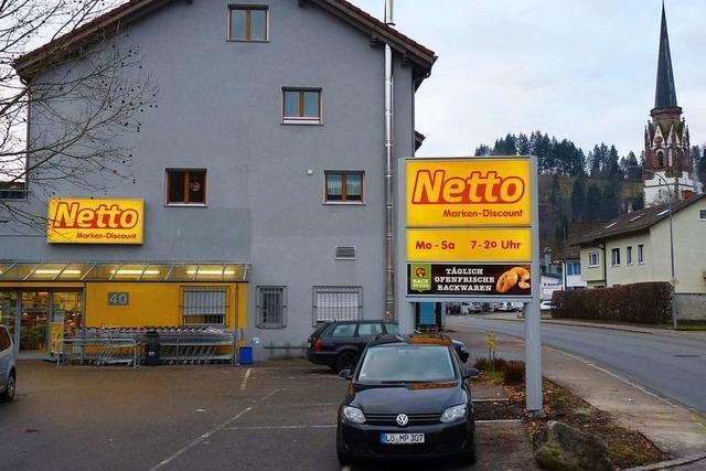 Netto-Markt in Schönau will Abfall öfter leeren lassen