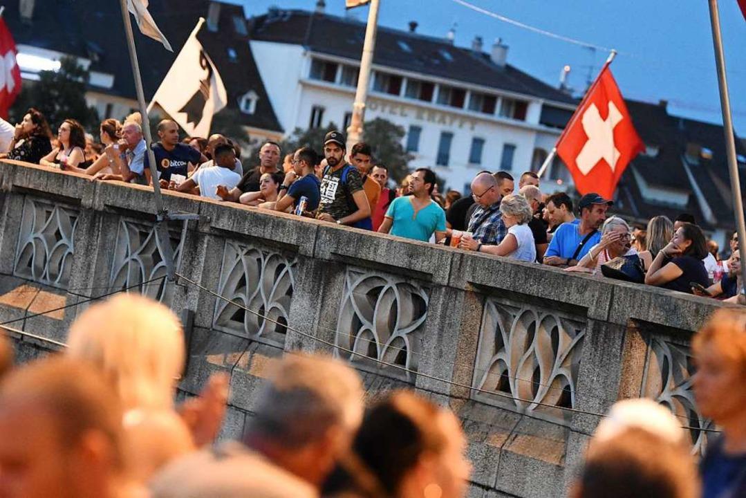 Basel hat etwas mehr als 200.000 Einwohner.  | Foto: Jonas Hirt