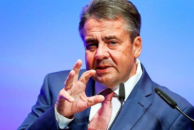 Sigmar Gabriel soll Aufsichtsrat bei der Deutschen Bank werden