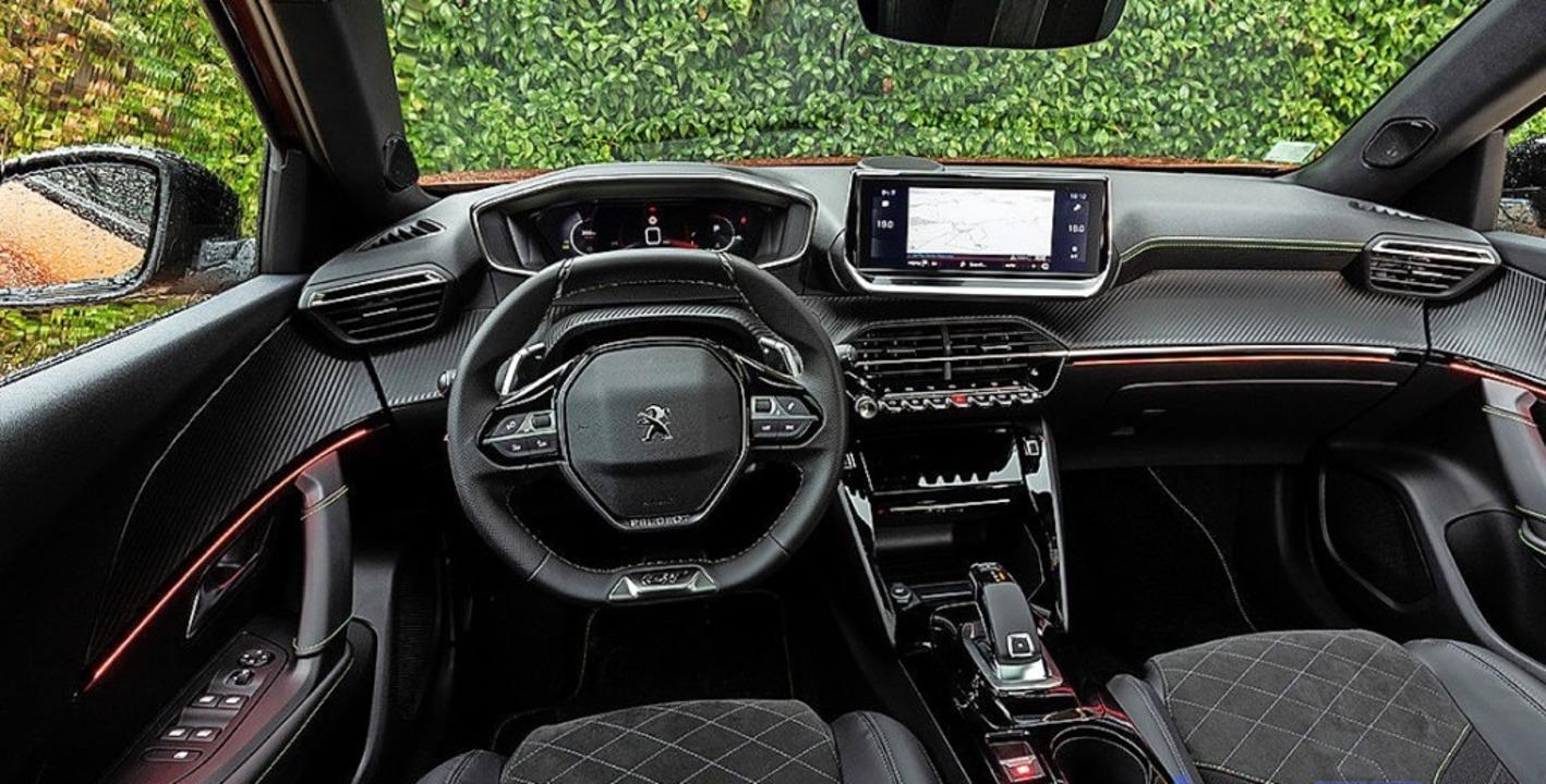 Ansehnliches und zugleich funktionelles Cockpit  | Foto: Werk
