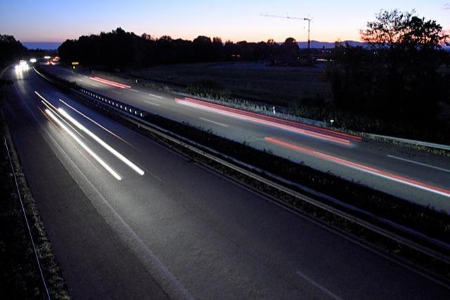 Gilt bald Tempo 80 auf der B294 bei Denzlingen und Glottertal?