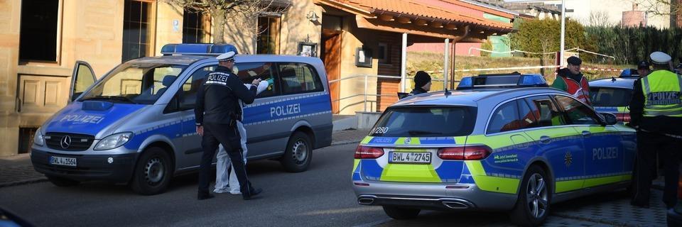 Sechs Tote nach Schüssen in Rot am See - Sportschütze festgenommen