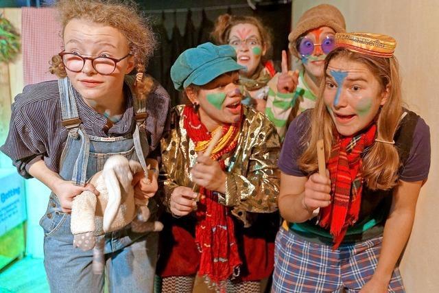 Junges Theater spielt in Lörrach zum letzten Mal