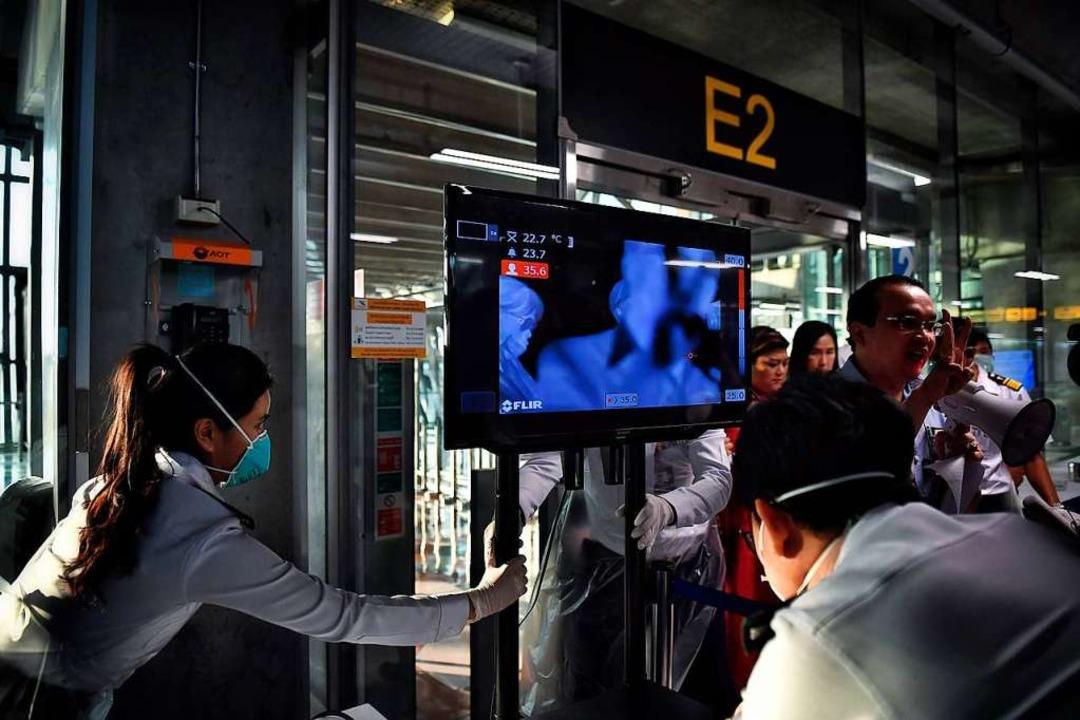 Corona-Virus in China  | Foto: LILLIAN SUWANRUMPHA (AFP)