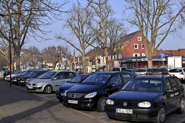 Neues Verkehrskonzept für Breisach