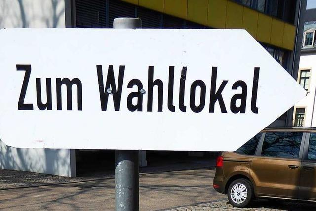 Landtagswahl 2021: Marwein und Schebesta treten wieder an