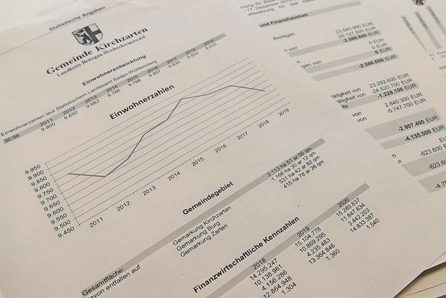 Kirchzartener Haushalt auf Kante genäht