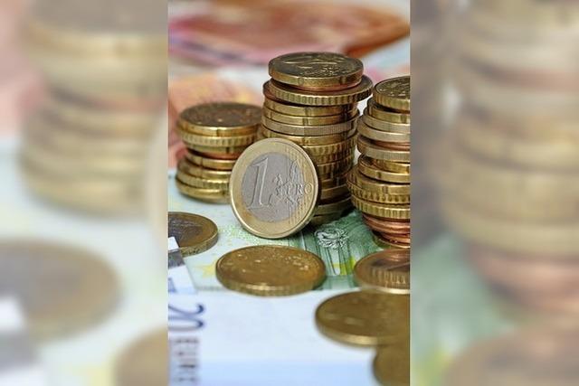 Investitionen bringen Schulden