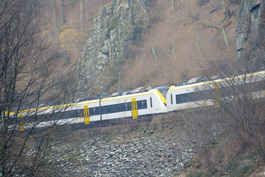 Die Breisgau-S-Bahn zählt derzeit zu e...ten Regionalbahnen Baden-Württembergs.  | Foto: Sebastian Wolfrum