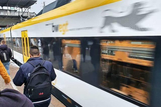 Brief-Streit um den Ausbau der östlichen Kaiserstuhlbahn