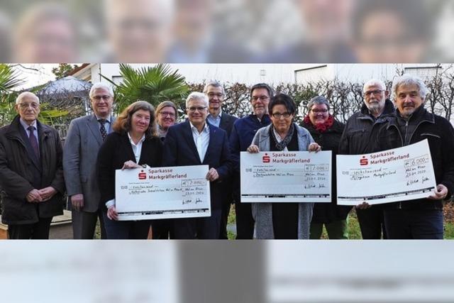 10 000 Euro zum Wohle von Senioren