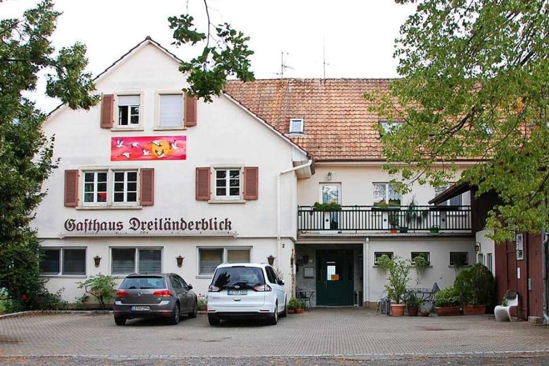 Wird umgebaut: Dreiländerblick  | Foto: Herbert Frey