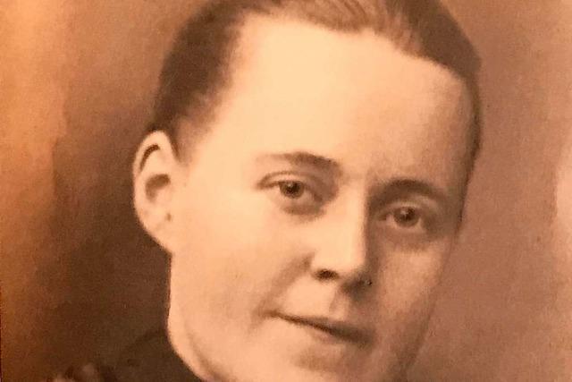 Eine Badenweilerin wurde wegen ihres Glaubens verfolgt und starb 1945 im KZ Bergen-Belsen