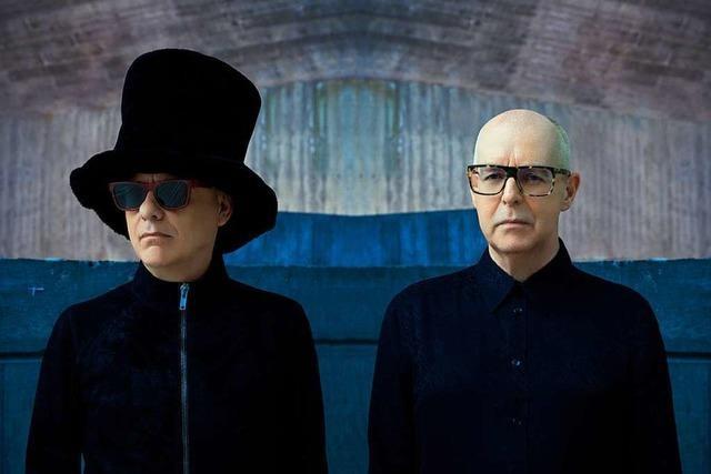 Neues Album der Pet Shop Boys: Vorwärts in die Vergangenheit