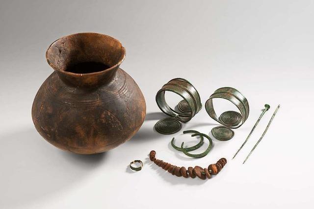 Neu konzipiert: Die archäologische Sammlung im Unterlindenmuseum Colmar